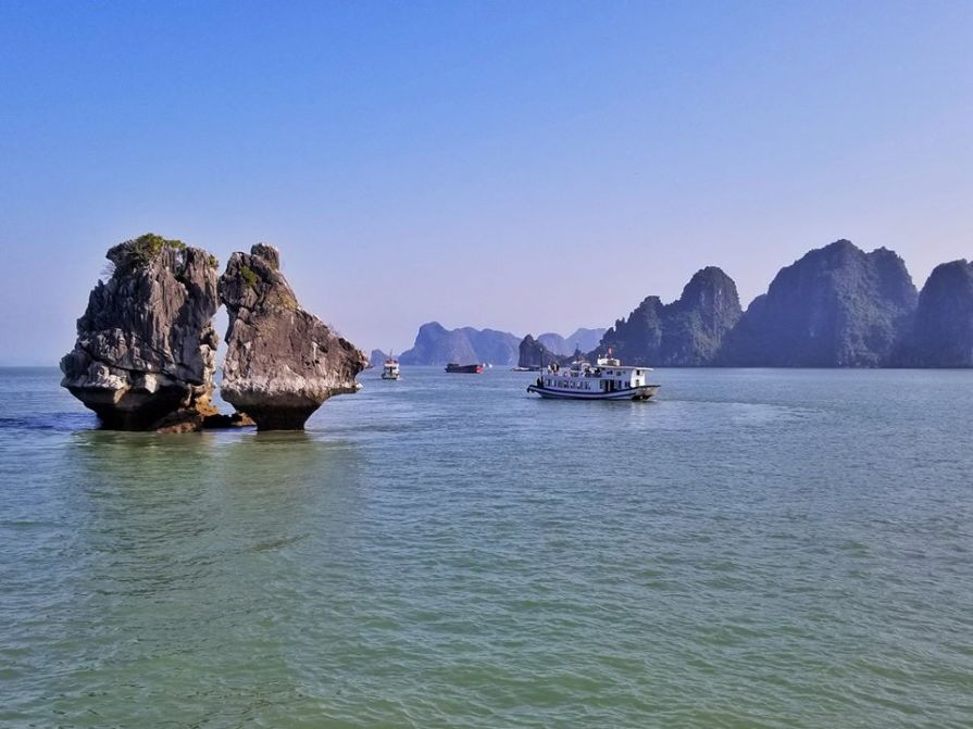 Cock fighting island What to do in Halong Bay Tours from Hanoi