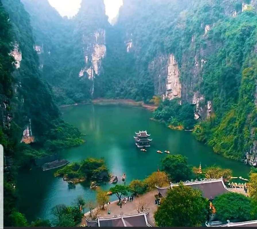 Trang an ninh binh pu luong trip 1 Ninh Binh 8211 Pu Luong Package 4 Days