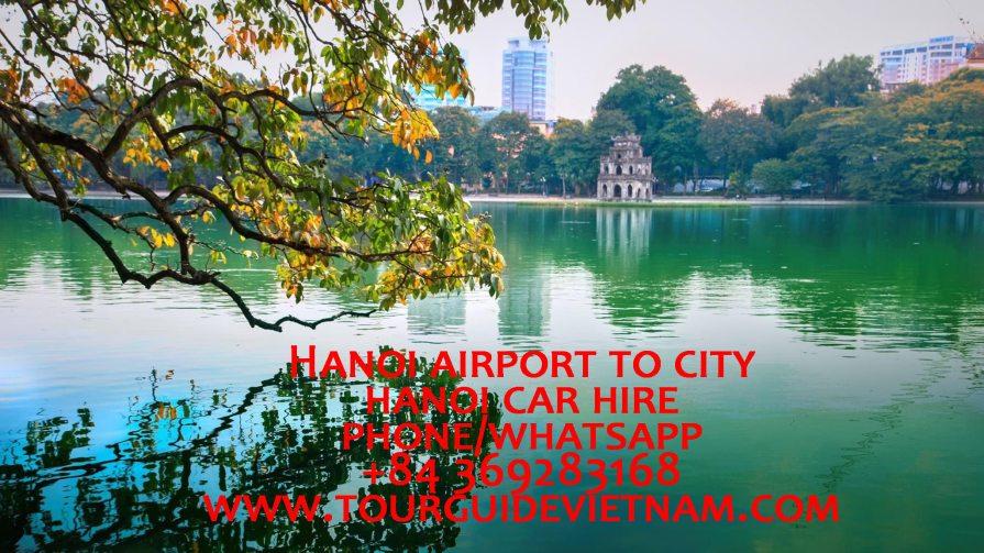 Hanoi airport to city 1 1024x576 Hanoi Car Rental for Vietnam Business Travel