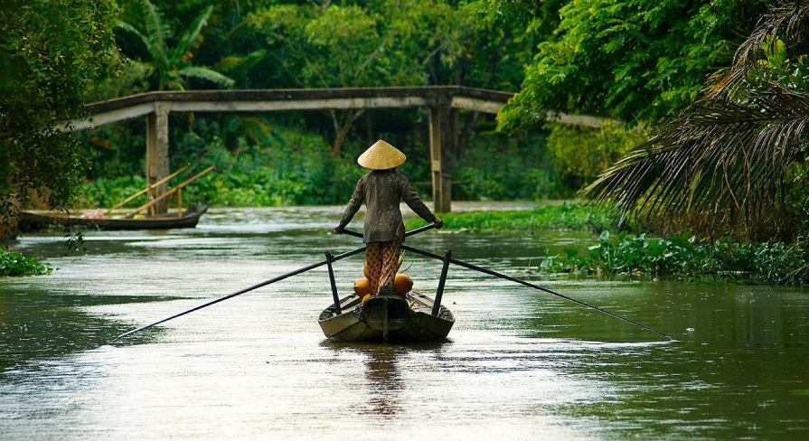 Mekong delta tour vietnam 1024x558 10 Best things to do in Ho Chi Minh