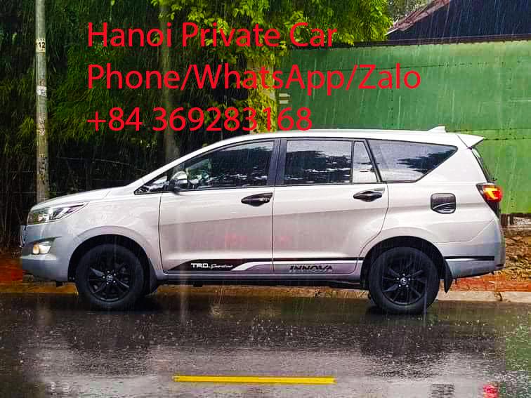 Hanoi private car Rent a private car in Hanoi lockdown days