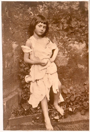 Alice at age 7