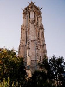 tour saint jacques Paris