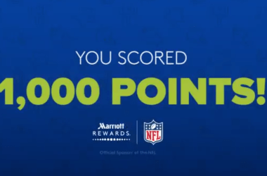 marriott rewards nfl