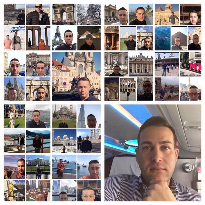 TouringTony Collage