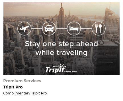 Free TripIt Pro With Founderscard