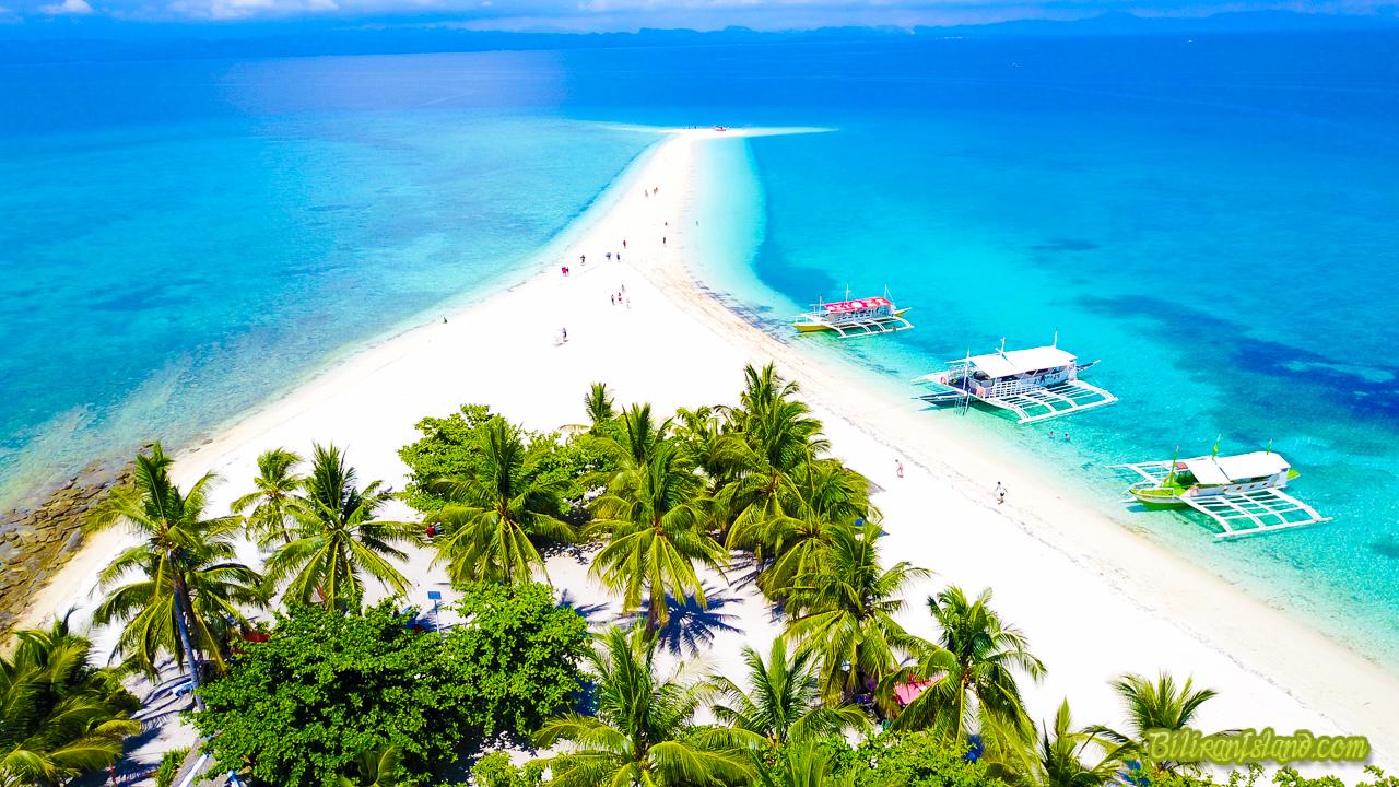 Kalanggaman Island Tour Package