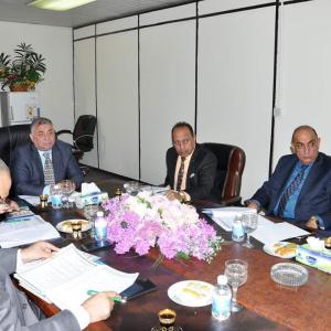 Attendance Radhi Hamoud Jassim, Head of Religious Tourism Department