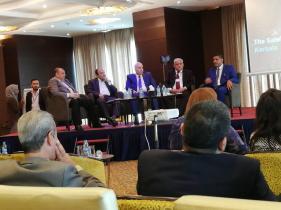 واقع القطاع السياحي في محافظة كربلاء المقدسة في مؤتمر الحكومة المحلية