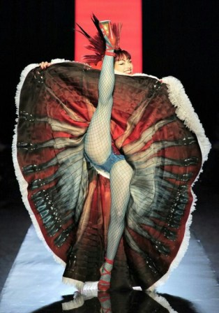Gaultier, Moulin Rouge