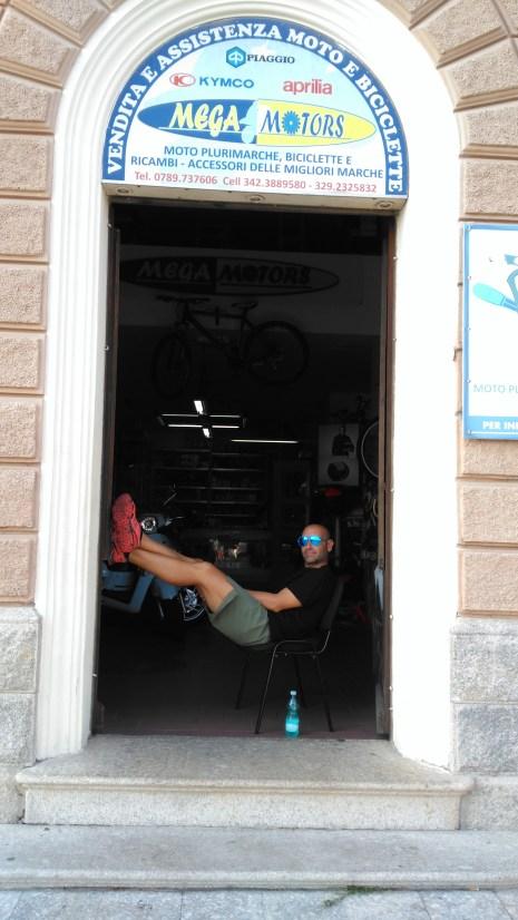 Stress free in La Maddalena