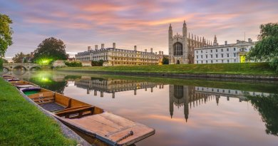 The Best Universities In The World