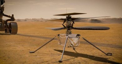 NASA's Helicopter Will Make Its First Flight!