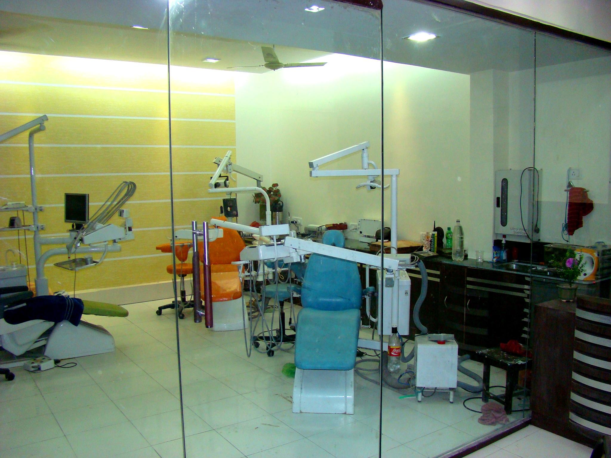 Manas Dental Center Varanasi