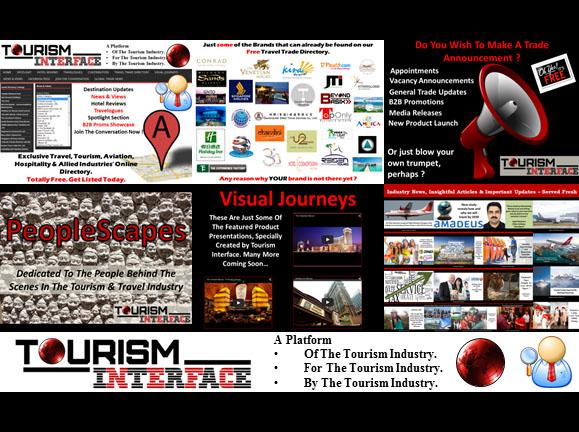 Tourism Interface