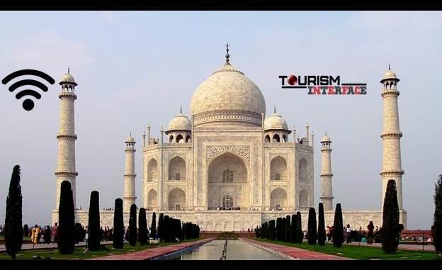BSNL Wi-Fi zone goes Live at Taj Mahal