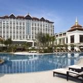 Shangri-La Hotel, Chiang Mai daytime