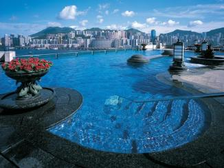 Harbour Grand Kowloon Rooftop Swimming Pool