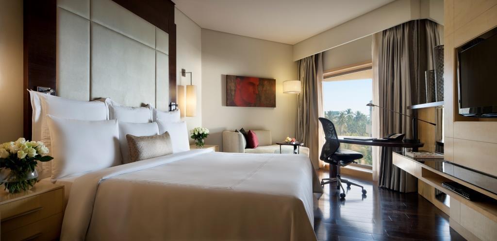 Premier Room – Deluxe Category, JW Marriott Mumbai