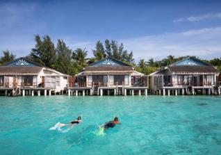 Premium Indulgence Water Villa Reef 1