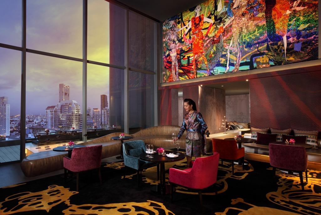 SO Sofitel Bangkok – Club Signature – Interior 01