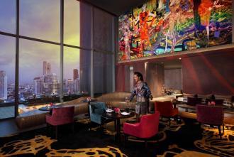 SO Sofitel Bangkok - Club Signature - Interior 01
