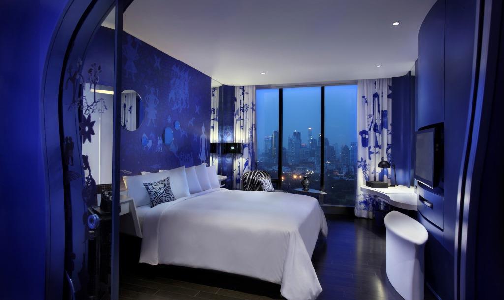 SO Sofitel Bangkok – Earth Room