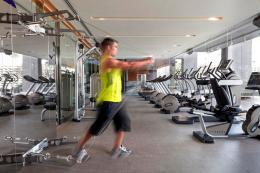 SO Sofitel Bangkok - SoFit (Exercise) (by David Dinh)