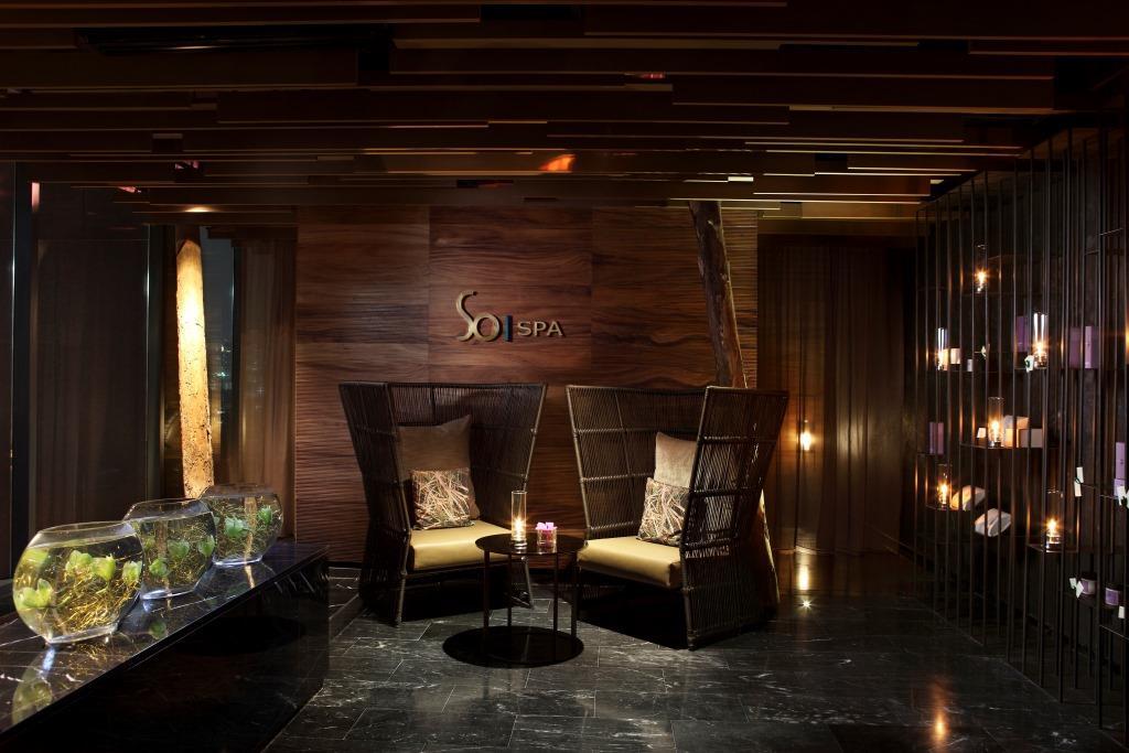 SO Sofitel Bangkok – SoSPA Reception 02