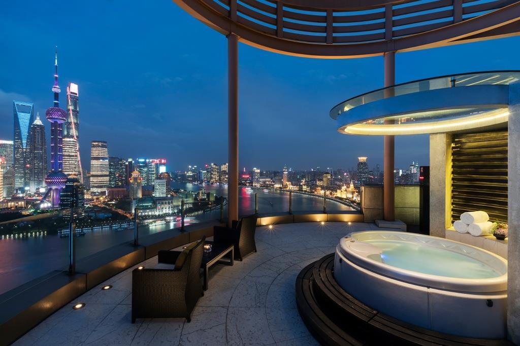 Chairman Suite Terrace