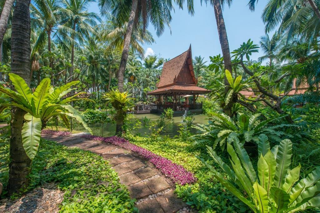 AVANI Pattaya_Tropical Garden