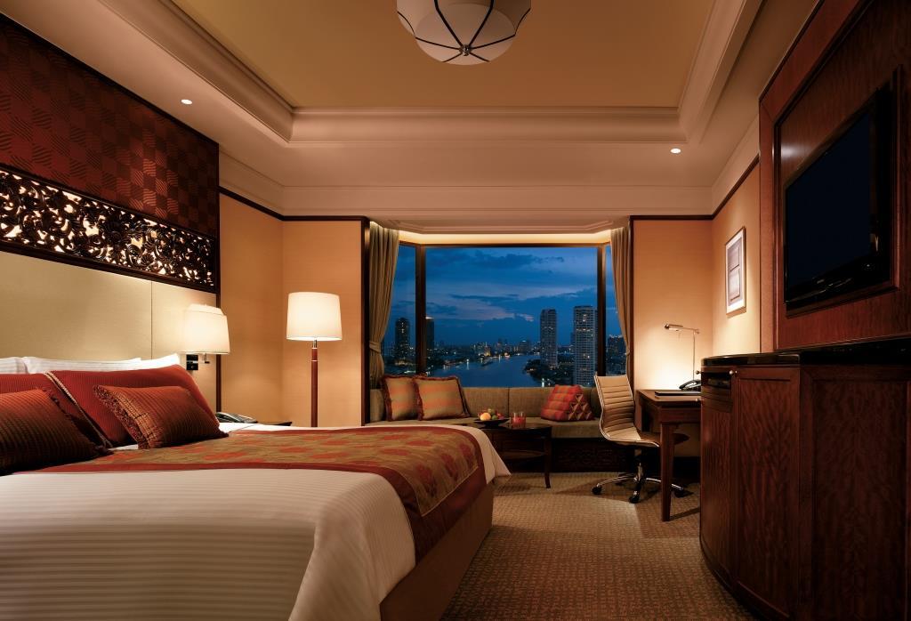 Deluxe River View Room_Shangri-La Hotel, Bangkok