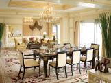 Krungthep Presidential Suite_Shangri-La Hotel, Bangkok