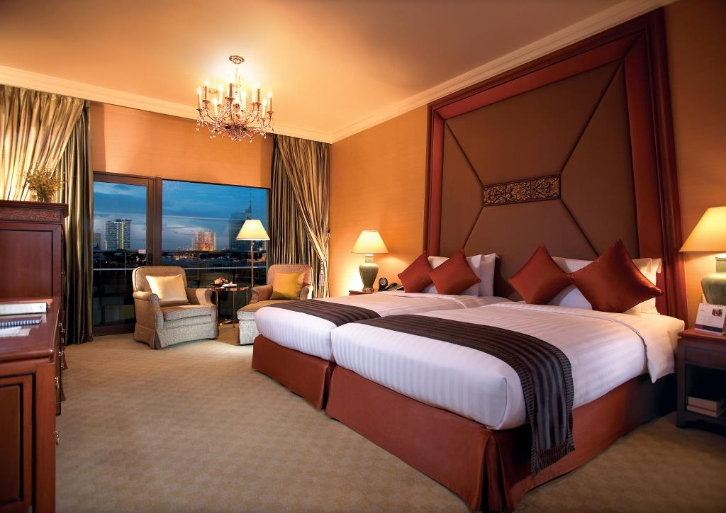 Krungthep River View Room_Shangri-La Hotel, Bangkok