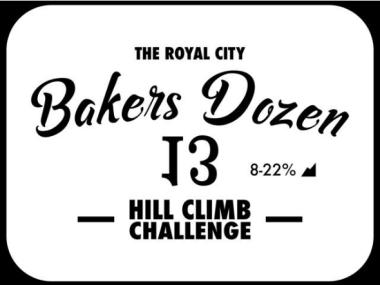 Bakers Dozen Climb Challenge