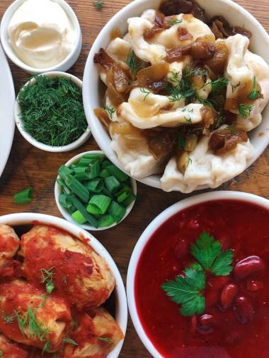 Kozak Ukrainian Eatery
