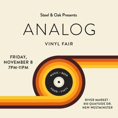 Analog Vinyl Fair