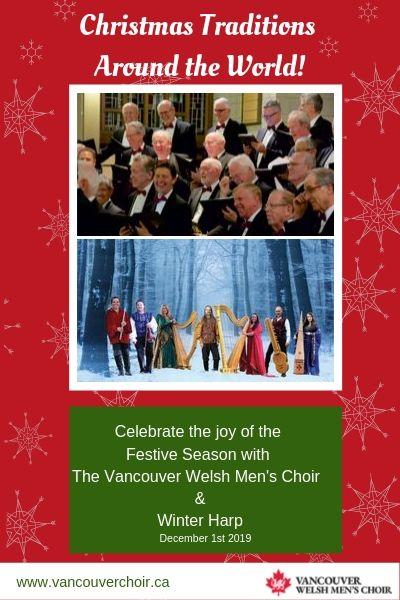 The Vancouver Welsh Men's Choir