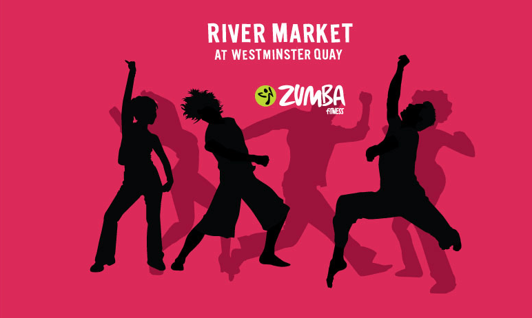 Zumba at River Market