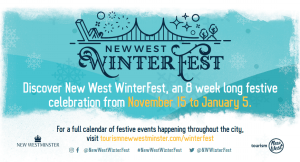 New West WinterFest Banner