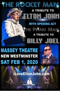 Rocket Man a Tribute to Elton John