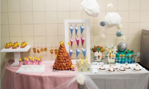 Ετοιμάστε όμορφα candy bars για κάθε είδους εκδήλωση