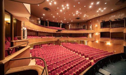 Το κτίριο της Εθνικής Λυρικής Σκηνής έγινε Δημοτικό και ονομάστηκε σε Ολυμπία