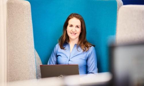 Η Carina Bauer, Διευθύνων Σύμβουλος του Ομίλου IMEX