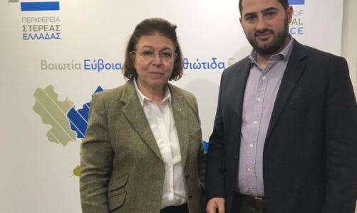 Επίσπευση των έργων πολιτισμού στην Περιφέρεια Στερεάς Ελλάδος