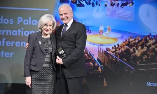 Venue Awards 2020 – Επιβραβεύτηκε το Rodos Palace με 3 Βραβεία για το Διεθνές Συνεδριακό του Κέντρο.