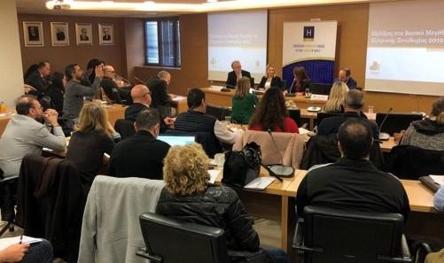 Οι εξελίξεις στα βασικά μεγέθη της ελληνικής ξενοδοχίας το 2019