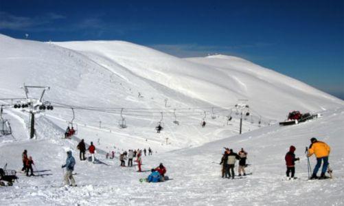Χιονοδρομικό Κέντρο Καρπενησίου: Έργα αναβάθμισης από την Περιφέρεια Στερεάς Ελλάδος