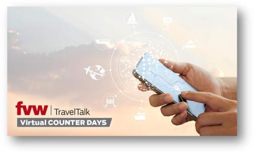 Συμμετοχή της Ελλάδας στην FVW TravelTalk Virtual Counter Days