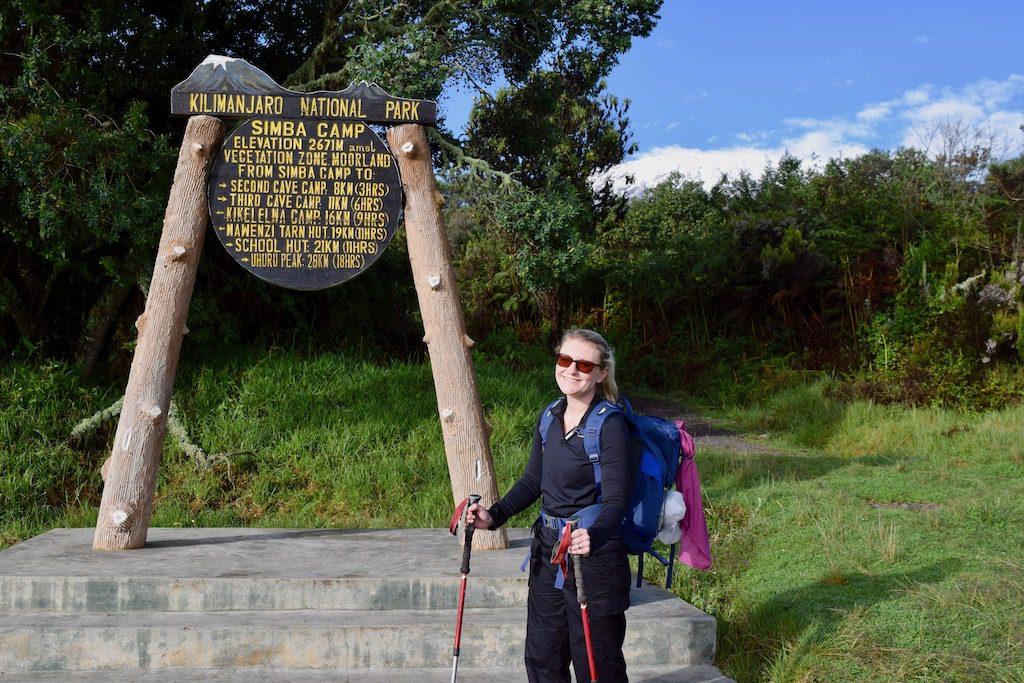 Mount Kilimanjaro packing list